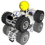 Cheeky Face monster Truck