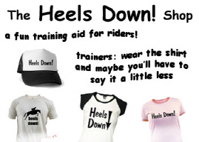 heels down ! -assorted designs