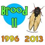 Cicada Brood II #7
