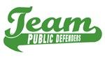 Green Team Softball Jerseys