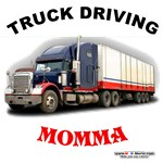 Truck Driving Momma
