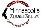 Minneapolis Open Carry emblem