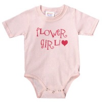 Flower Girl Wedding Apparel Hip Grafitti
