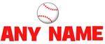 Baseball Design with Any Name