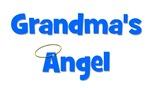 Grandma's Angel - Blue
