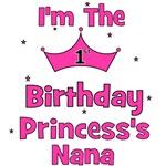1st Birthday Princess's Nana!