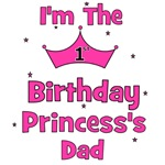 1st Birthday Princess's Dad!