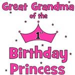 Great Grandma 1st Birthday Princess!