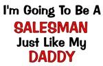 Salesman Daddy Profession