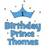 1st Birthday Prince THOMAS!