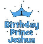 1st Birthday Prince JOSHUA!