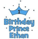 1st Birthday Prince ETHAN!