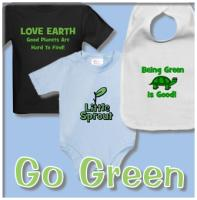Go Green!  Environmental Gifts