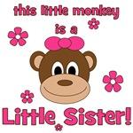 Little Monkey Is Little Sister!