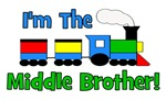 I'm The Middle Brother TRAIN