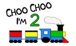 Choo Choo I'm 2 TRAIN