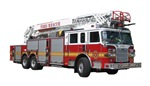 FIRETRUCK Design - EMAIL to CUSTOMIZE