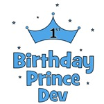 1st Birthday Prince DEV