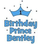 1st Birthday Prince BENTLEY!