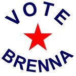 Vote Brenna!
