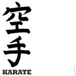 Simple Karate t-shirts