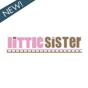 little sister pink brown