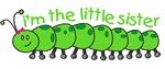 i'm the little sister caterpillar