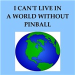 a funny pinball joke gifts and t-shirts.