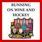 Funny hockey gifts and t-shirts.