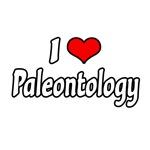 I Love Paleontology