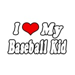 I Love My Baseball Kid