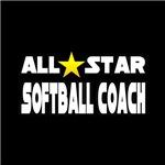 All Star Softball Coach
