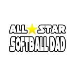 All Star Softball Dad