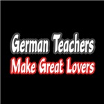German Teachers Make Great Lovers