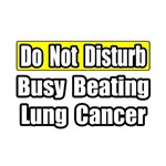 Busy Beating Lung Cancer