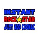 Rock Star...Add Cognac