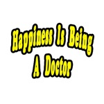 Happiness is Being a Doctor