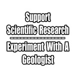 Experiment...Geologist