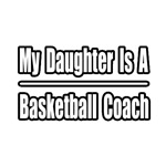 My Daughter..Basketball Coach