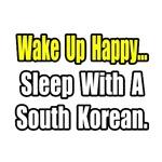 ...Sleep With a South Korean