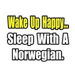 ...Sleep With a Norwegian