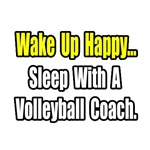 ..Sleep With a Volleyball Coach
