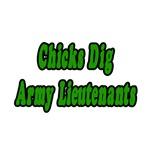 Chicks Dig Army Lieutenants
