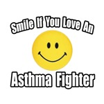 Smile...Love an Asthma Fighter