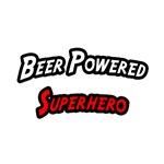 Beer Powered Superhero