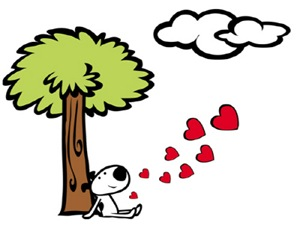 Valentine's Puppy Love