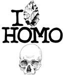I stone tool homo