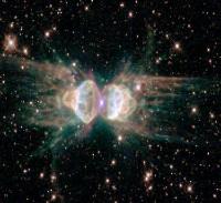 MZ 3 the 'Ant' Nebula