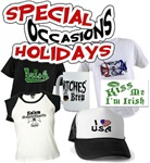 Special Occasions - Holidays