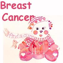 BREAST CANCER AWARENESS ORIGINAL ARTWORK